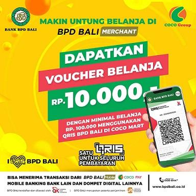Iklan BPD BALI Merchant Cocogrup
