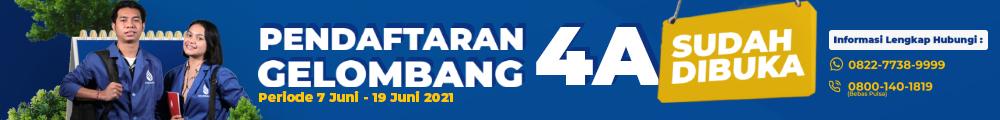 IKLAN STIKOM BALI Penerimaan Mahasiswa Baru 2021 4 bar